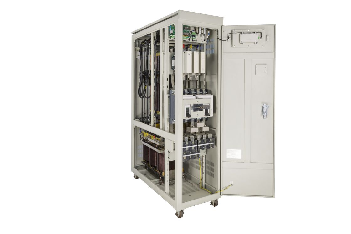 Professional Three Phase Voltage Stabilizer , 300KVA Automatic Voltage Stablizer