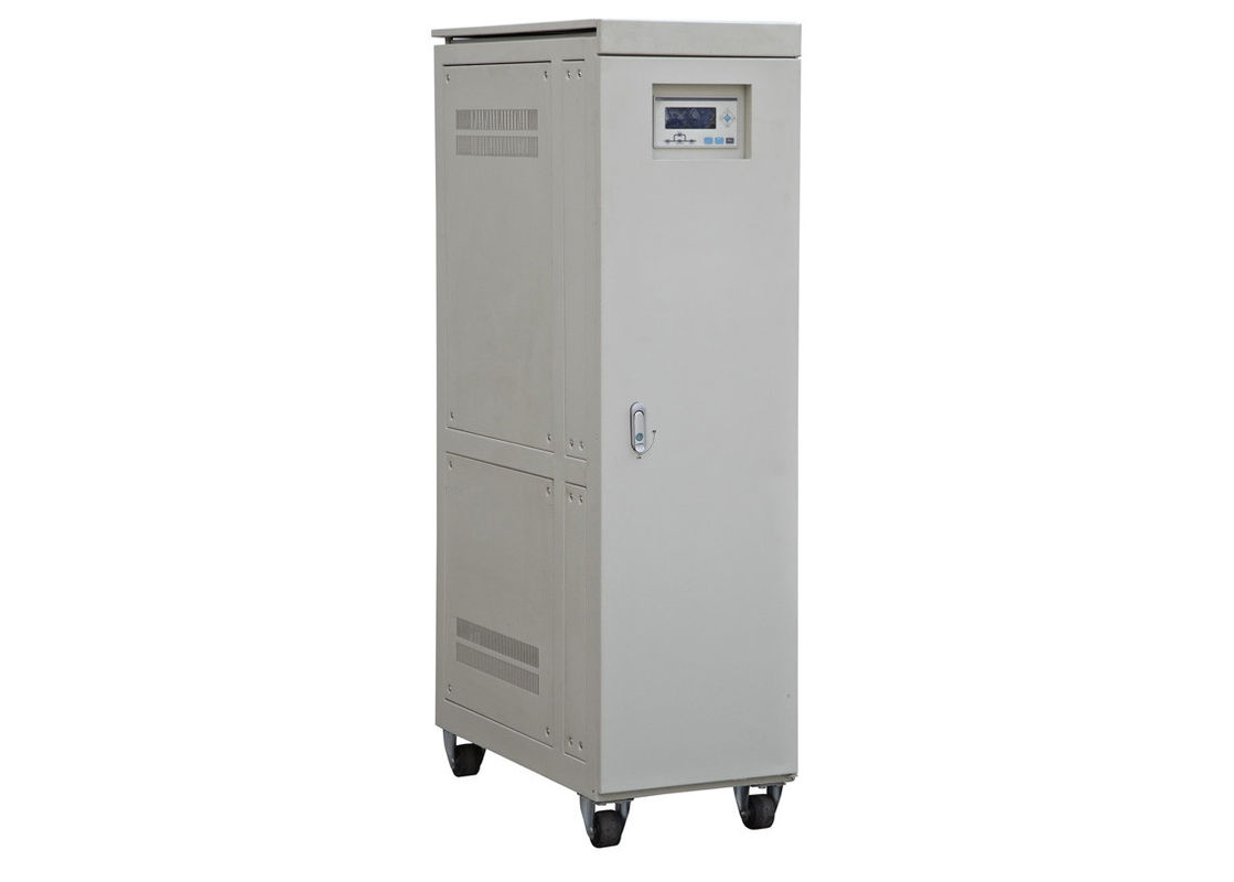 Servo Controlled 300 KVA Three Phase Voltage Stabilizer AC Power Stabilizer