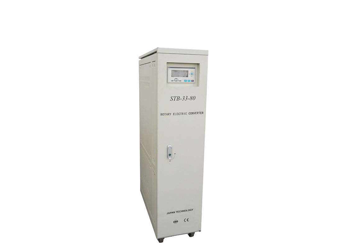 Indoor / Outdoor 80 KVA IP20 Three Phase Automatic Voltage Regulator