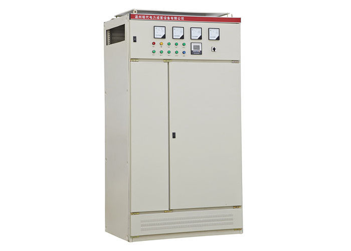 Single Phase / Three Phase 300 KVAR PFC Power Factor Correction Capacitor Bank